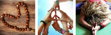 Yoga för fred – Global Mala i Sverige