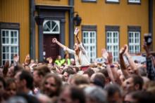 Kongsberg Jazzfestival er med