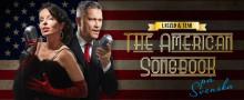 """Malena Laszlo och Magnus Skogsberg Tear,  två skåningar med """"The American Songbook – på Svenska"""""""