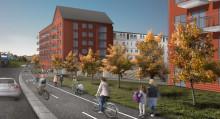 Stora satsningar på bostäder och trygghet i Tynnered