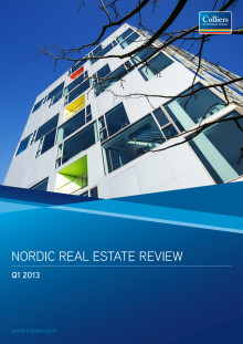 Nordic Real Estate Review 2013 (kvartal 1)