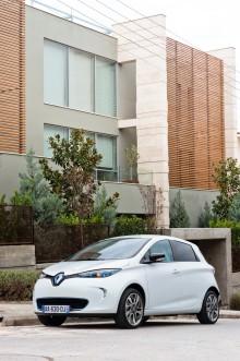 Renaults elbiler vinder terræn