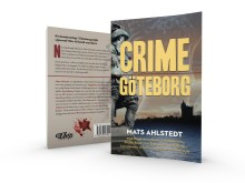 Kriminalantologi i Göteborgsmiljö signerad Mats Ahlstedt