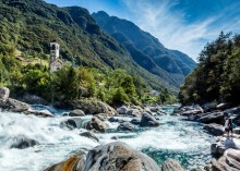 Wasser-Wandern in der Schweiz