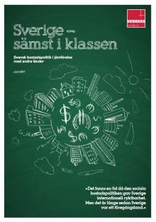 Sverige - sämst i klassen