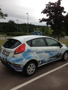 Så här ser Egnahemsbolaget ut när vi åker runt i Göteborg