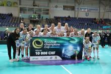 "IKSU vann Champions Cup - ""Extremt härligt"""