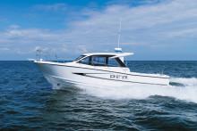 フィッシングボート 「DFR-33」 新発売 走行性能と釣りやすさ、スタイリッシュなデザインを高次元で融合