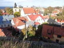 Världsarven i Sverige kommer till Gotland. Nationellt världsarvsmöte i Visby i maj.