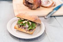 Recept: Porchetta Sandwich