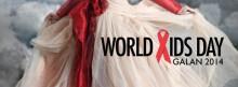 World Aids Day Galan 2014 går i år av stapeln på själva World Aids Day, måndag 1/12 på Rival i Stockholm.