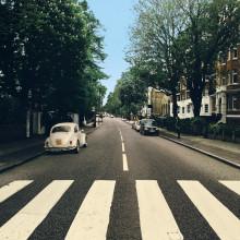 Volkswagens omparkering av den ikoniska folkabubblan på Abbey Road prisas