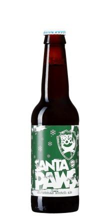 BrewDogs bidrag till julen, Santa Paws