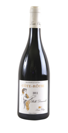 Exklusiv nyhet från Côte-Rôtie!