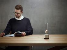 Kristallklart Hi-Res Audio-ljud med Sony Glass Sound Speaker – LSPX-S2