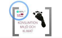 """Distansutbildning """"Konsumtion, Miljö & Klimat""""!"""
