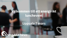 Lunchevent Uppsala 7/3