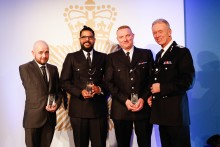 Commissioners Excellence in Total Policing Awards 2017