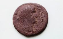 Sjælden mønt fortæller om blodigt år i Romerriget