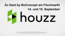 Houzz meets BoConcept am Fischmarkt