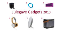 De bedste Julegave Gadgets 2013