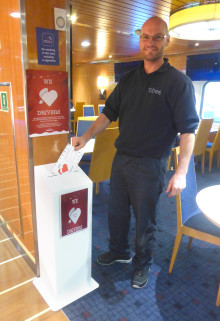 Stena Line LOVES Freight Drivers This Christmas