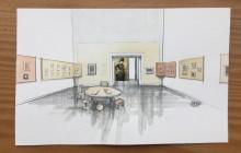 Pressinbjudan: Jenny Nyström – Illustratör och pionjär