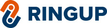 RingUp:s nya logga illustrerar partnerskap