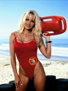 Pamela Anderson gästar Comic Con Stockholm fredagen den 15 och söndagen 17 september