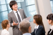 Why teaching MBA students presentation skills is easier said than done