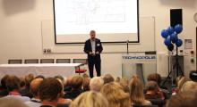 Unikt test- og produksjonsanlegg  åpnet 29. august på Fornebu