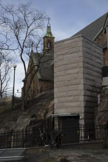 Populär och välbesökt kyrka nu tillgänglig för alla