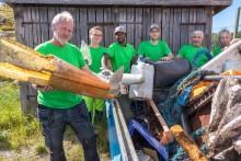 Var en aktiv kusträddare den 4 maj