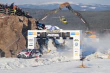 Succé för Swecons arena i Rally Sweden