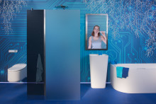 Trend: 05 Digital Bathroom - Technology under its skin: the Digital Bathroom