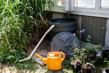 Hur mycket vatten får plats i din trädgård?