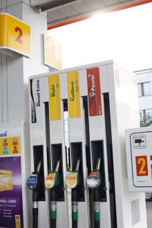 Benzin er ikke bare benzin