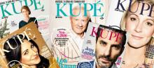 Succé för Kupé - 33 000 nya yrkesverksamma läsare