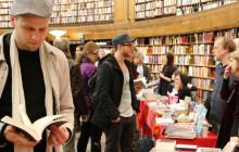 Internationell stjärnglans på Sveriges största poesimässa