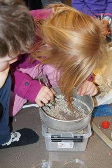 Unge bidrar til forskning - kunstgressprosjektet