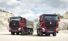 Tatra jubilerar med Präsident på MaskinExpo