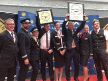 Norwegian reçoit une nouvelle fois le prix de la «Meilleure compagnie aérienne low-cost long-courriers au monde » et le prix de la « Meilleure Compagnie low-cost d'Europe »