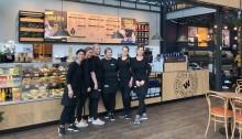 Wayne's Coffee öppnar kafé i Kristianstad