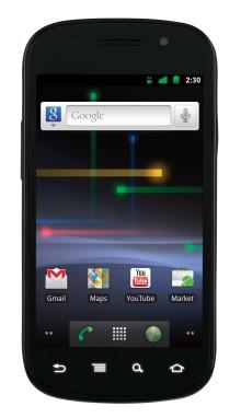 Säljstart för Samsungs Googlemobil Nexus S