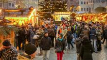Kanalårets första stora evenemang: Vinterfest på Stora Torget