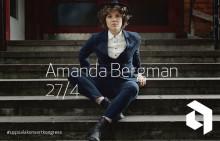 Amanda Bergman till UKK - biljettsläpp idag