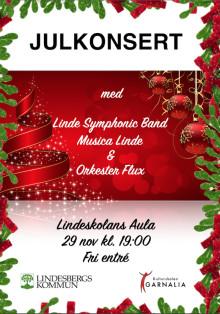 Kulturskolan Garnalia bjuder in till julkonsert