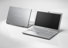 Neuer Anstrich: Sony frischt VAIO Notebook und All-in-One Desktop PC Line-up auf