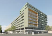 MKB först ut i nya Hyllie – bolaget investerar drygt 200 miljoner i nya klimatsmarta bostäder