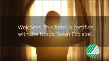 Sommerferie på svanemerket hotell